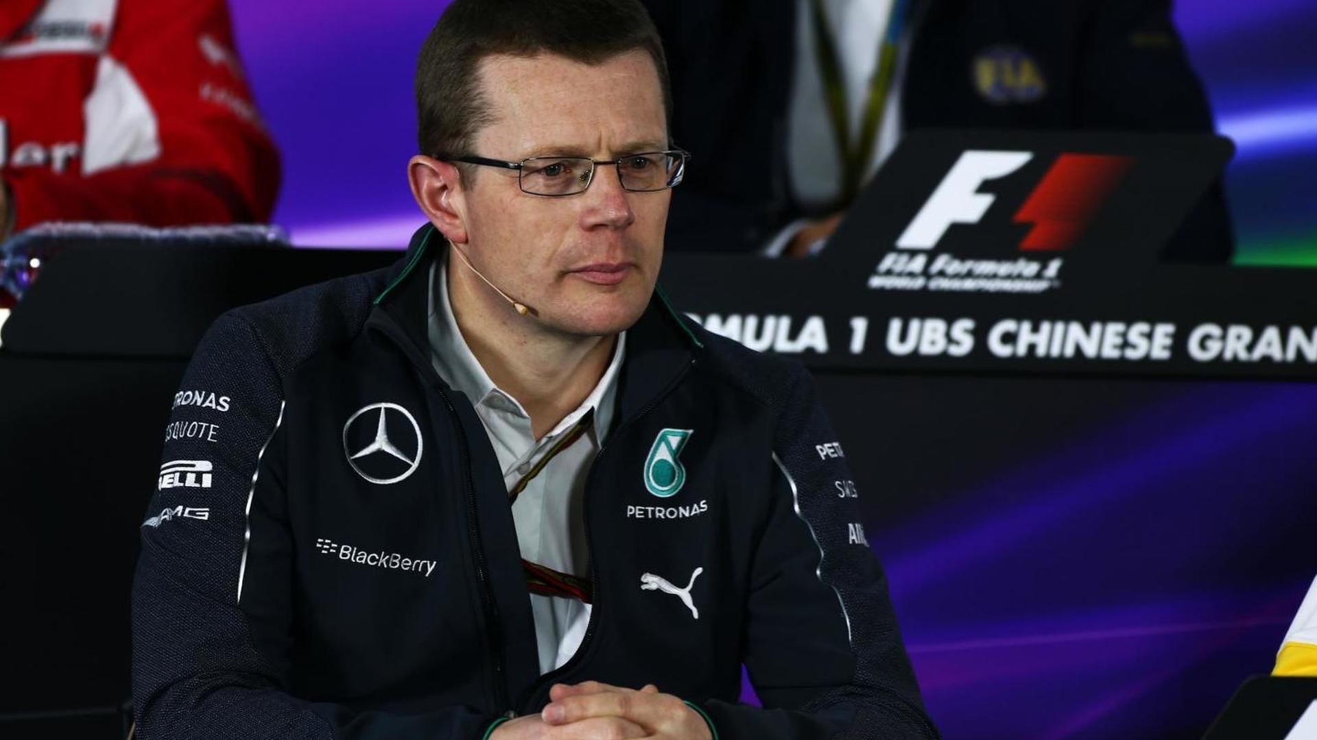 Mercedes' Cowell also said no to Ferrari - report