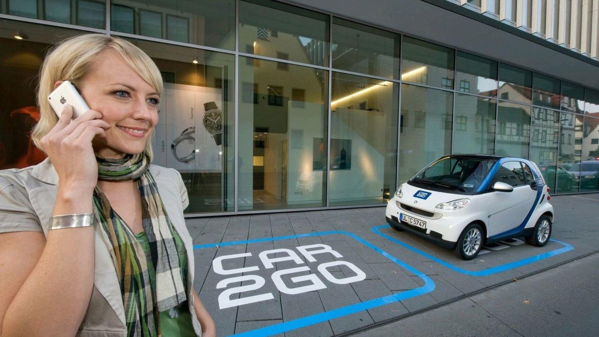 Car2go finds huge customer base waiting in China
