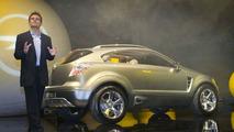 Opel Antara GTC World premiere at the IAA
