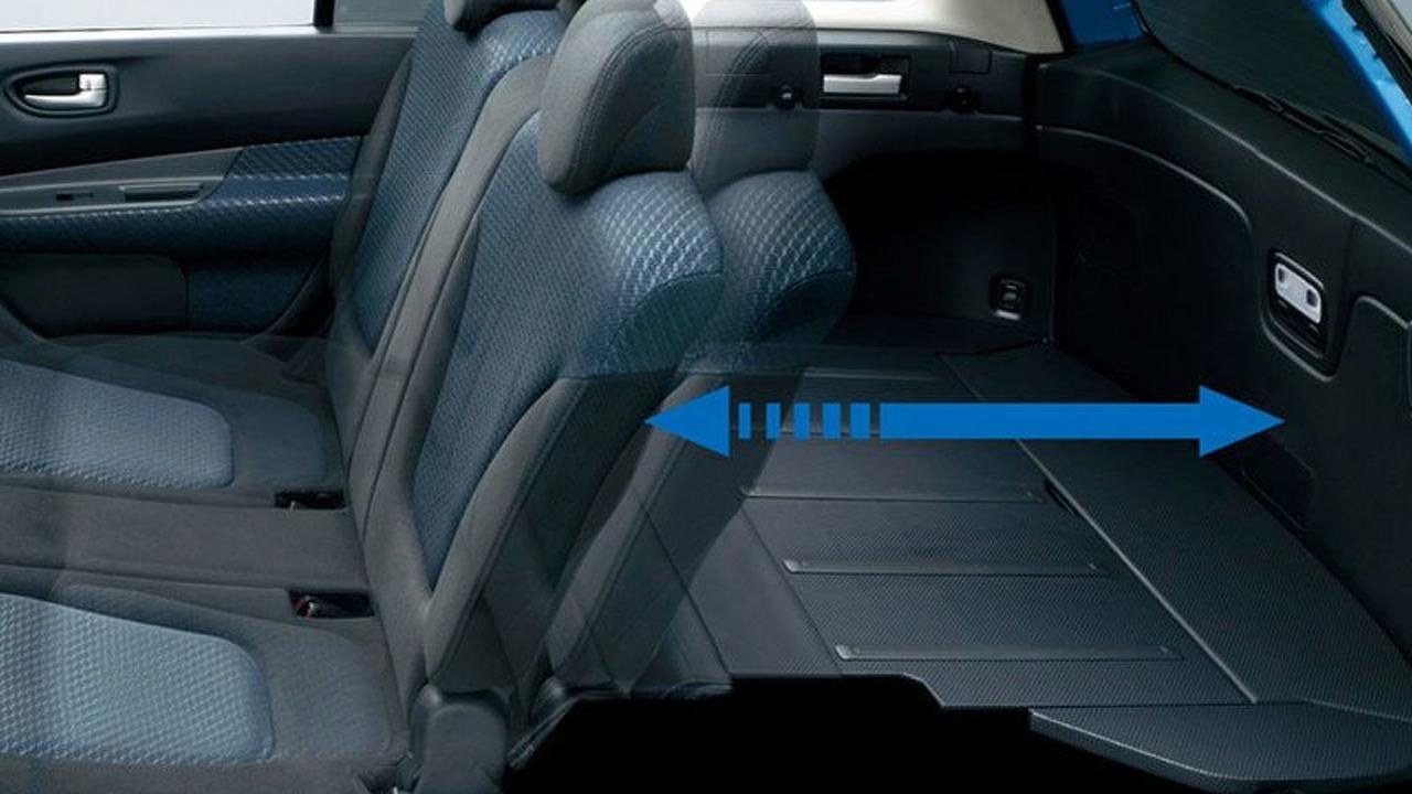 New Nissan Wingroad Wagon; New Nissan Wingroad Wagon