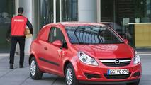 New Opel Corsavan World Debut