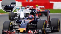 Tech analysis: How Williams and STR try to reverse downward trend