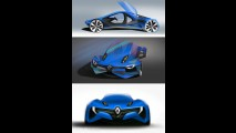 Renault Fly Concept by Konrad Cholewka
