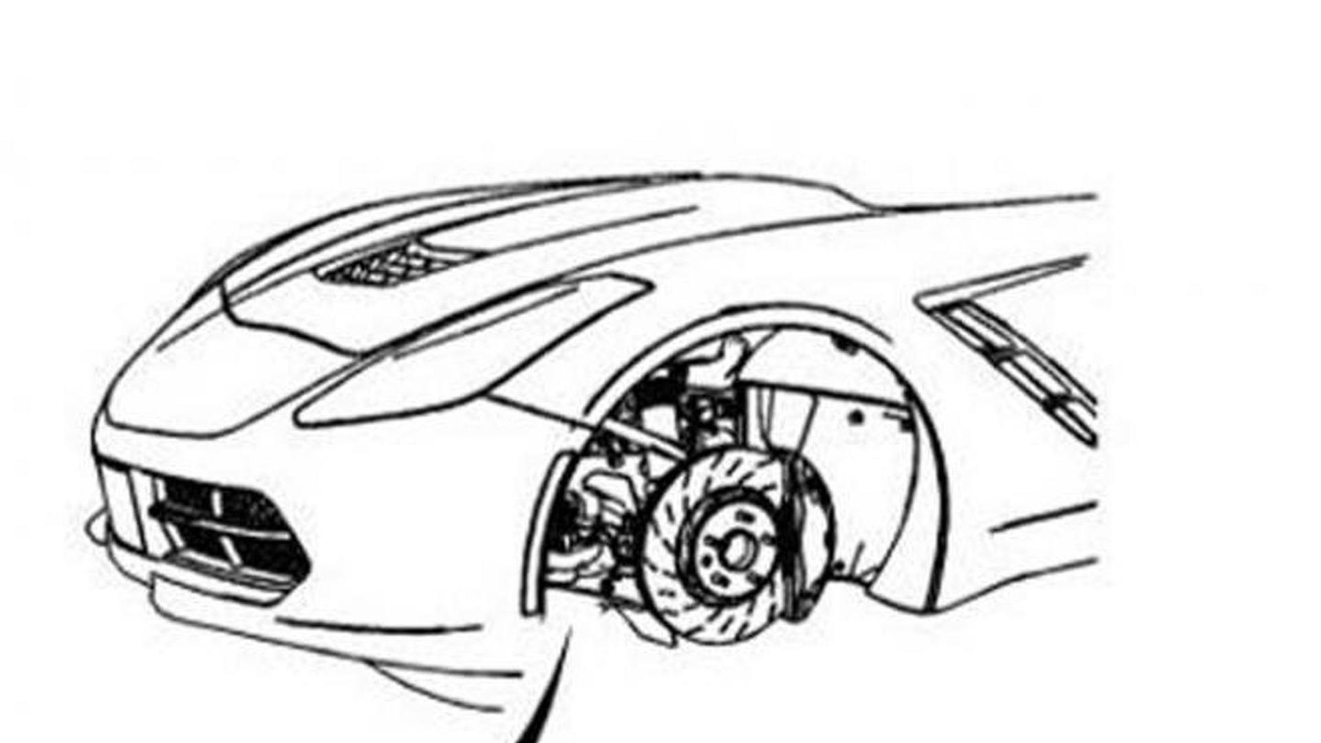 2014 Chevrolet Corvette front revealed in service manual