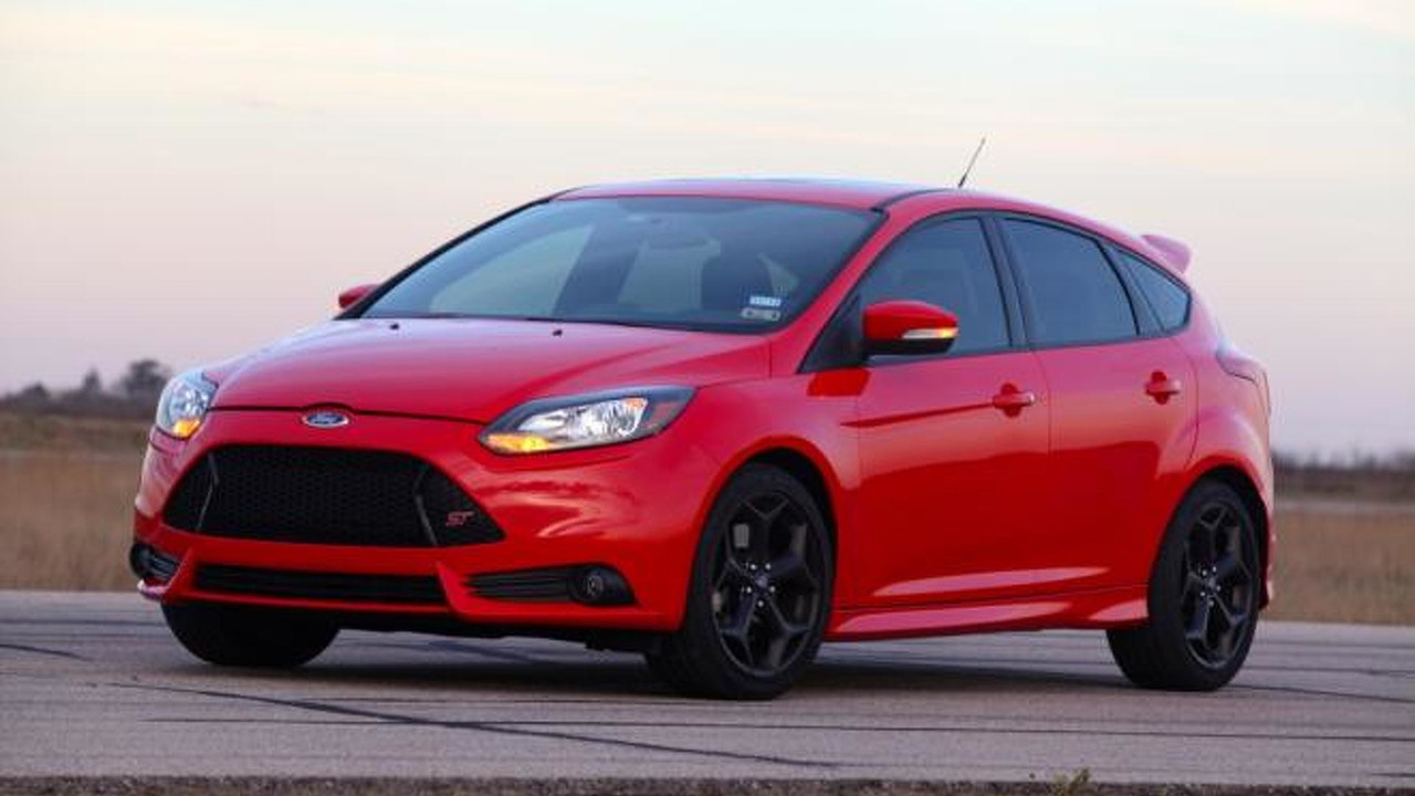 Ford Focus ST by Hennessey 28.2.2013