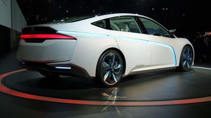 Honda AC-X concept revealed - provides less physical driving stress
