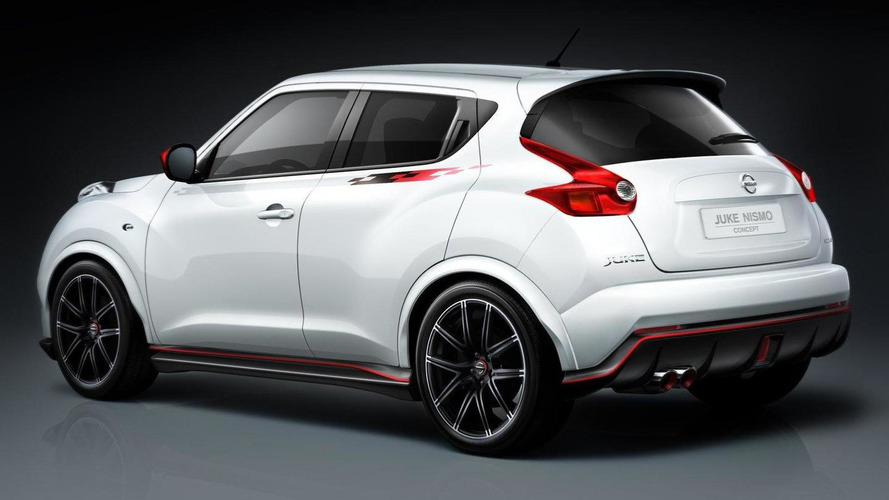 Nissan Juke Nismo Concept unveiled [video]
