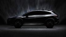 Next-gen Subaru Crosstrek teased for Geneva world debut