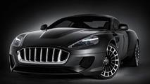 Kahn Vengeance based on Aston Martin DB9