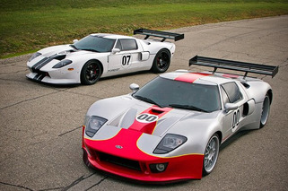 RH Motorsports Creates a 1,000 HP Road-Legal Ford GT Racing Package- Prepare to Drool