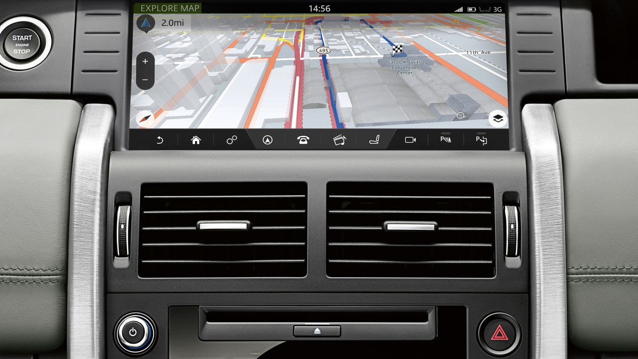 Land Rover Incontrol Apps >> Land Rover updates 2017 Discovery Sport, adds Bluetooth ...