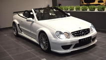 Rare Mercedes-Benz CLK DTM AMG Cabriolet for sale in Saudi Arabia