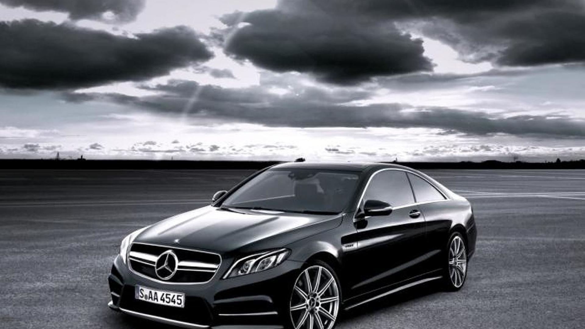 Wcf Reader Envisions Next Gen Mercedes Benz E Class Coupe