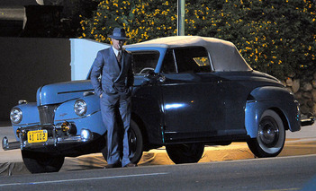 """You Can Buy Ryan Gosling's Ford from """"Gangster Squad"""""""