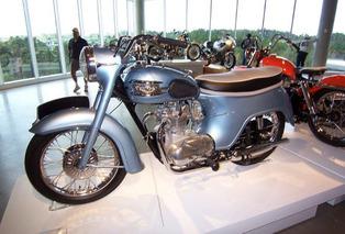 Bonham's is Selling the Pope's Harley