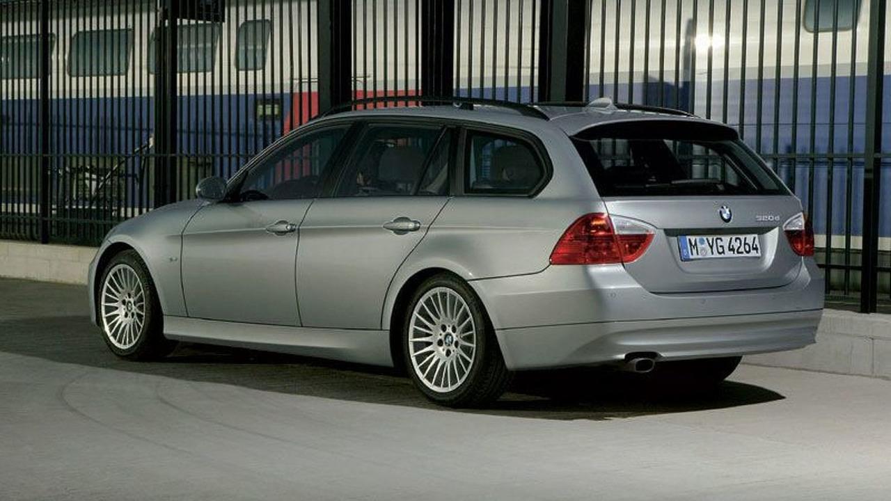 BMW 3 Series Wagon (E91)