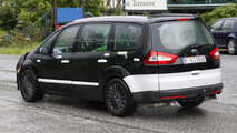 2014 Ford Galaxy spied in Europe