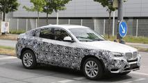 2014 BMW X4 spy photo