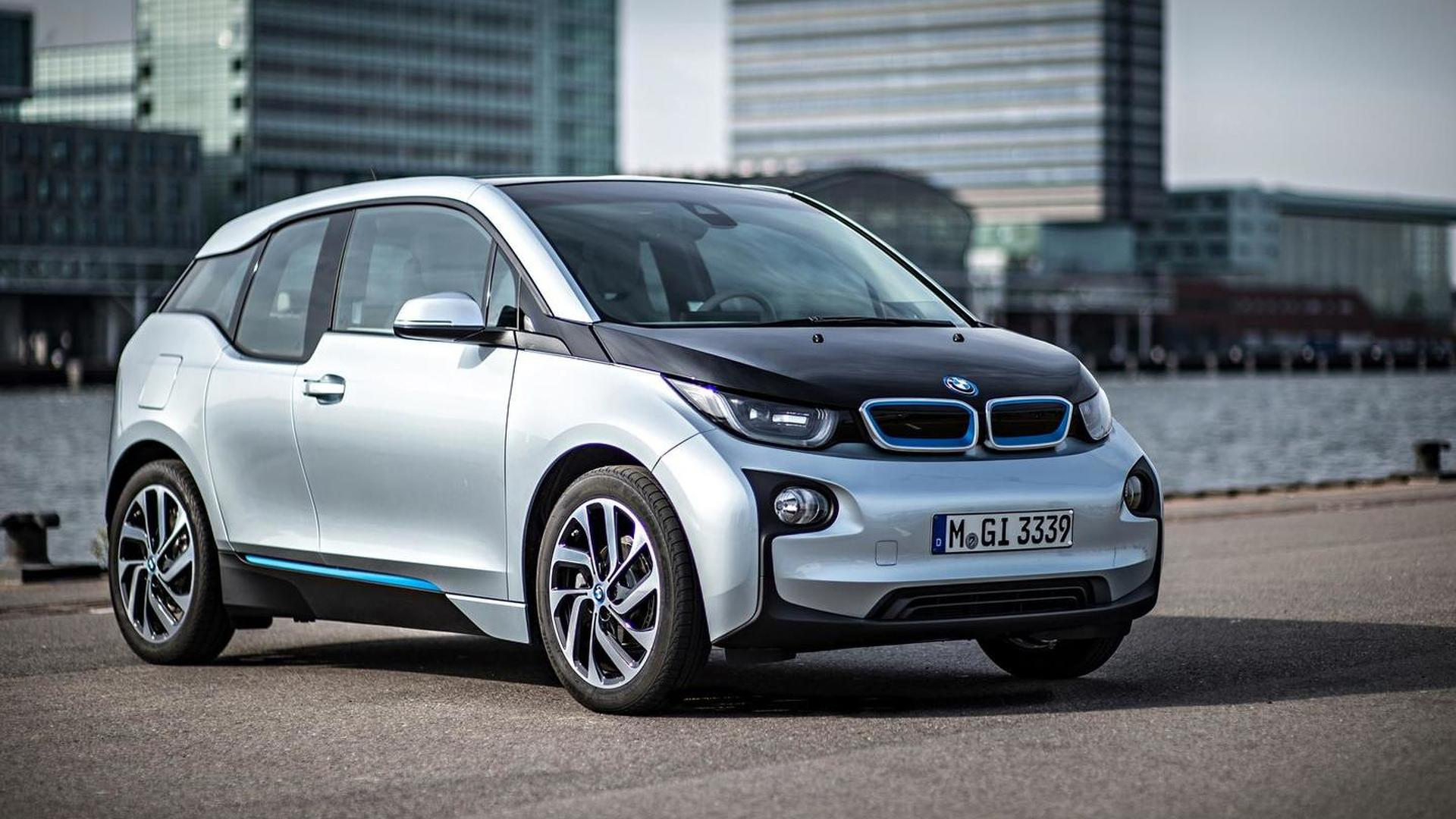 Apple car to be based on the BMW i3?