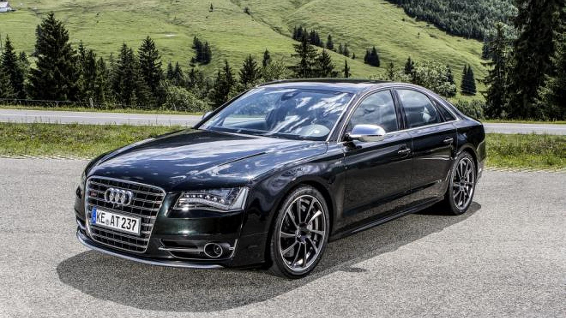 ABT updates the Audi S8-based AS8