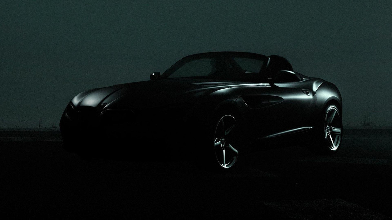 Second BMW Zagato concept teaser 15.08.2012