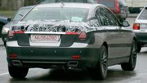 BMW 7-series Spy Photo