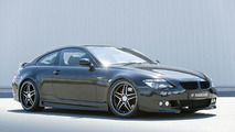 Hamann Tackles BMW 6-Series Facelift