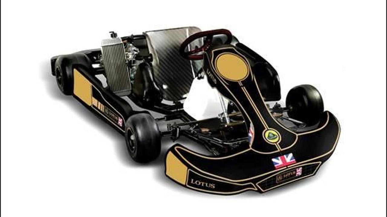 Lotus Racing Karts, Wildkart KF/KZ chassis, 522, 13.10.2011