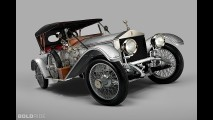 Rolls-Royce Silver Ghost London-Edinburgh Tourer