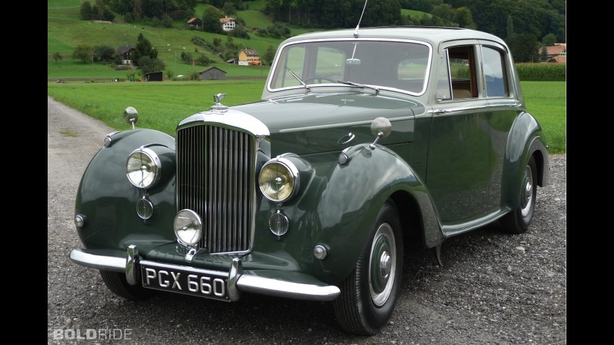 Bentley R-Type Countryman