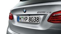 2016 BMW 225xe