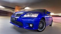 Lexus CT200h F Sport 18.01.2011