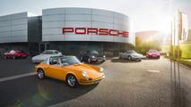 Porsche opens the first Porsche Classic Centre