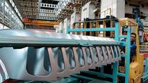 £40 million investment at BMW Group Plant Swindon
