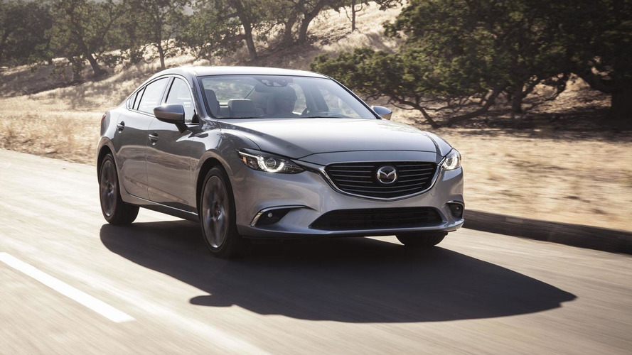 2016 Mazda6 proves family sedans don't have to be boring