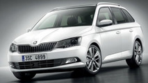 2015 Skoda Fabia Combi first images hit the web