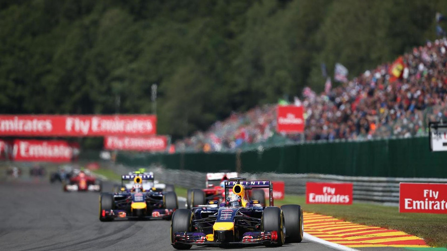 2014 Spa pace faster than last year - analysis