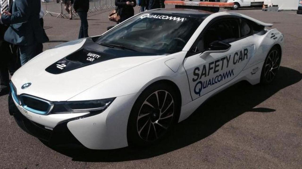 BMW i8 FIA Formula E Championship safety car