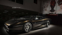 Jaguar XJ220 receives interior makeover by Vilner