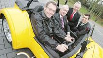 Westfield and Warwick University to Develop New Hybrid Sports Car