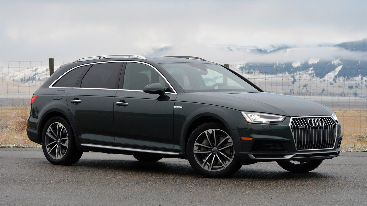 First Drive 2017 Audi A4 Allroad