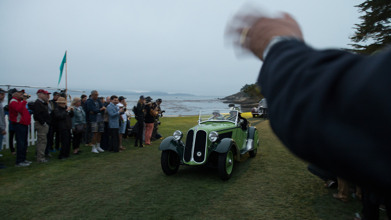 2016 Pebble Beach Concours d'Elegance Dawn Patrol