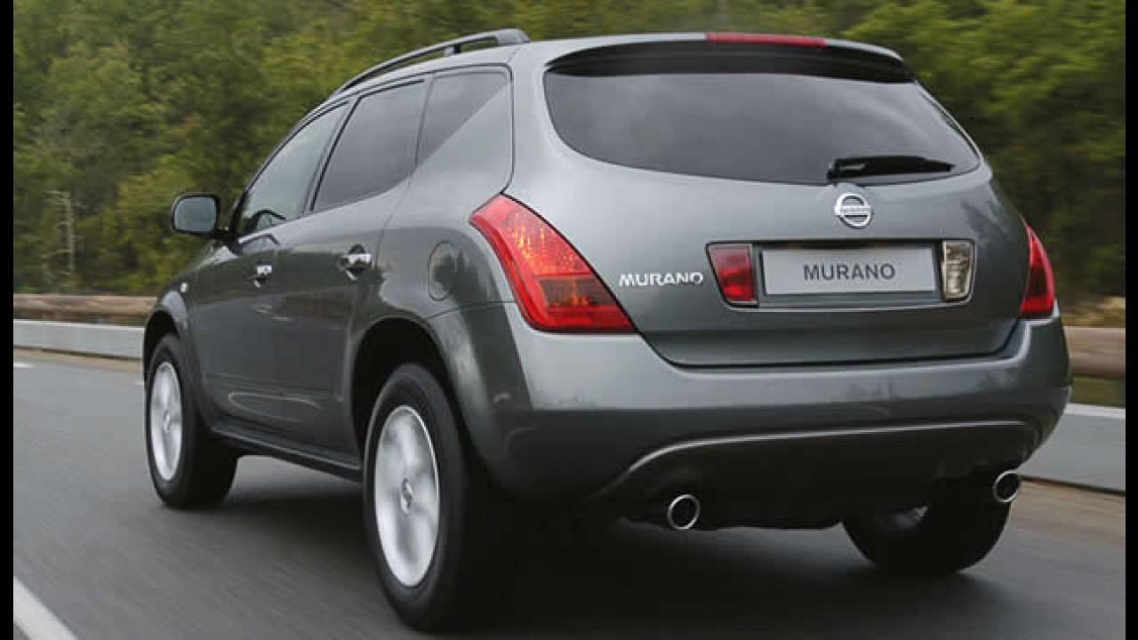 Nissan anuncia Recall de 152 Muranos no Brasil