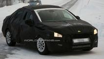 2012 Peugeot 508 Better Spy Photos