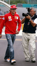Kimi turned down F1, not other way around - manager