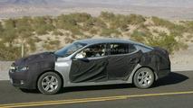 2011 Kia Optima Spied in Death Valley