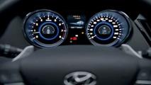 2011 Hyundai Sonata / i40 YF leaked images