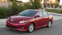 2011 Toyota Corolla facelift