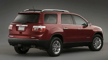 2007 GMC Arcadia Pricing Announced
