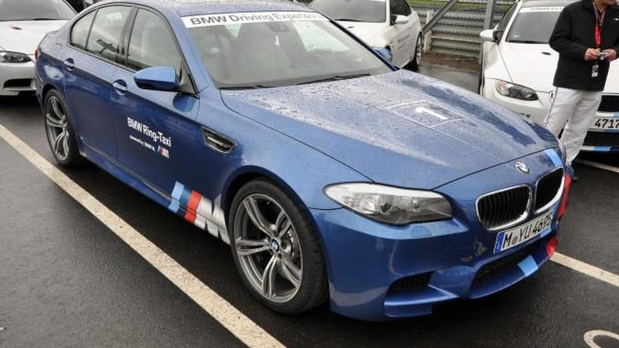 2012 BMW M5 (F10) Nürburgring Nordschleife time - unofficial